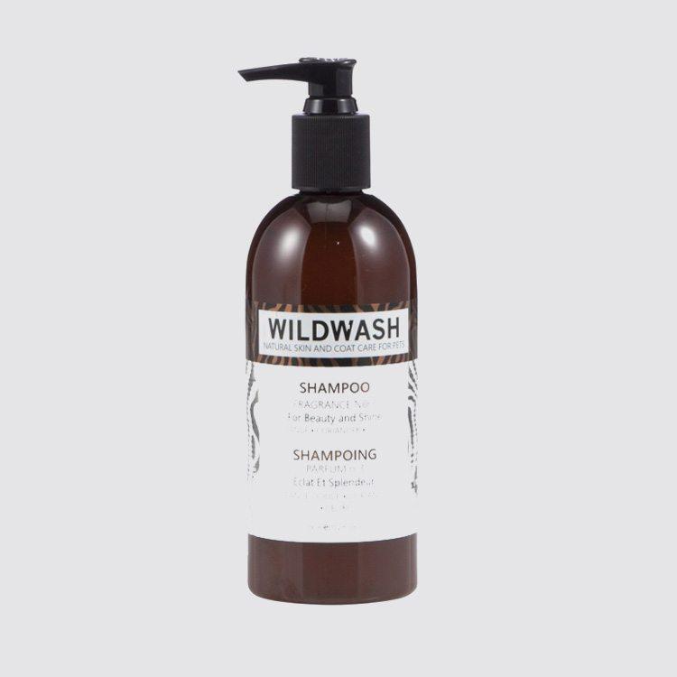 WildWash Pro Shampo For GLANS Nr 3
